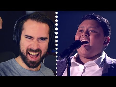 Vocal Coach Reacts To Luke Islam You Will Be Found