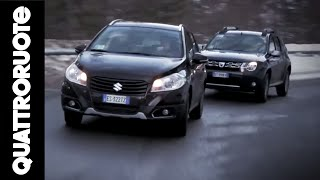 Dacia Duster vs Suzuki S-Cross