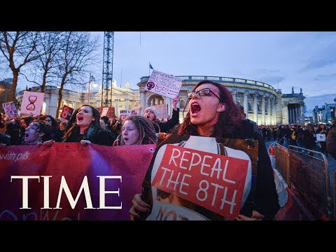 Ireland May Be About To Repeal One Of Europe's Strictest Abortion Laws | TIME