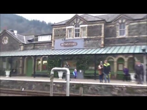 Betws y coed - Town Guide
