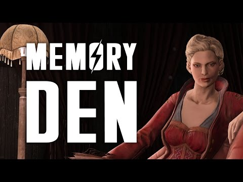 The Full Story of the Memory Den, Irma, and Doctor Amari - Fallout 4 Lore