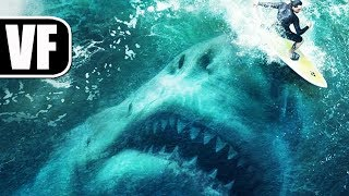 47 METERS DOWN Bande Annonce VF (Mandy Moore 2017) Requins streaming