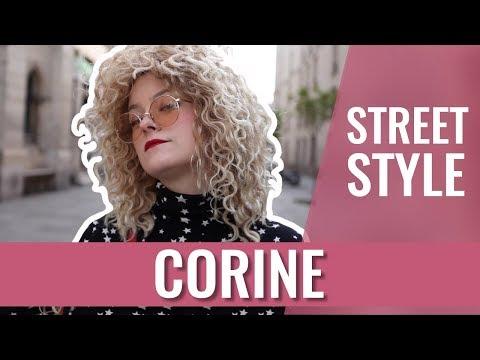 STREET STYLE — CORINE