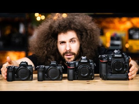 Which Nikon Full Frame Camera Should You Buy and Why? Mirrorless or DSLR (Z6, Z7, D850, D5)