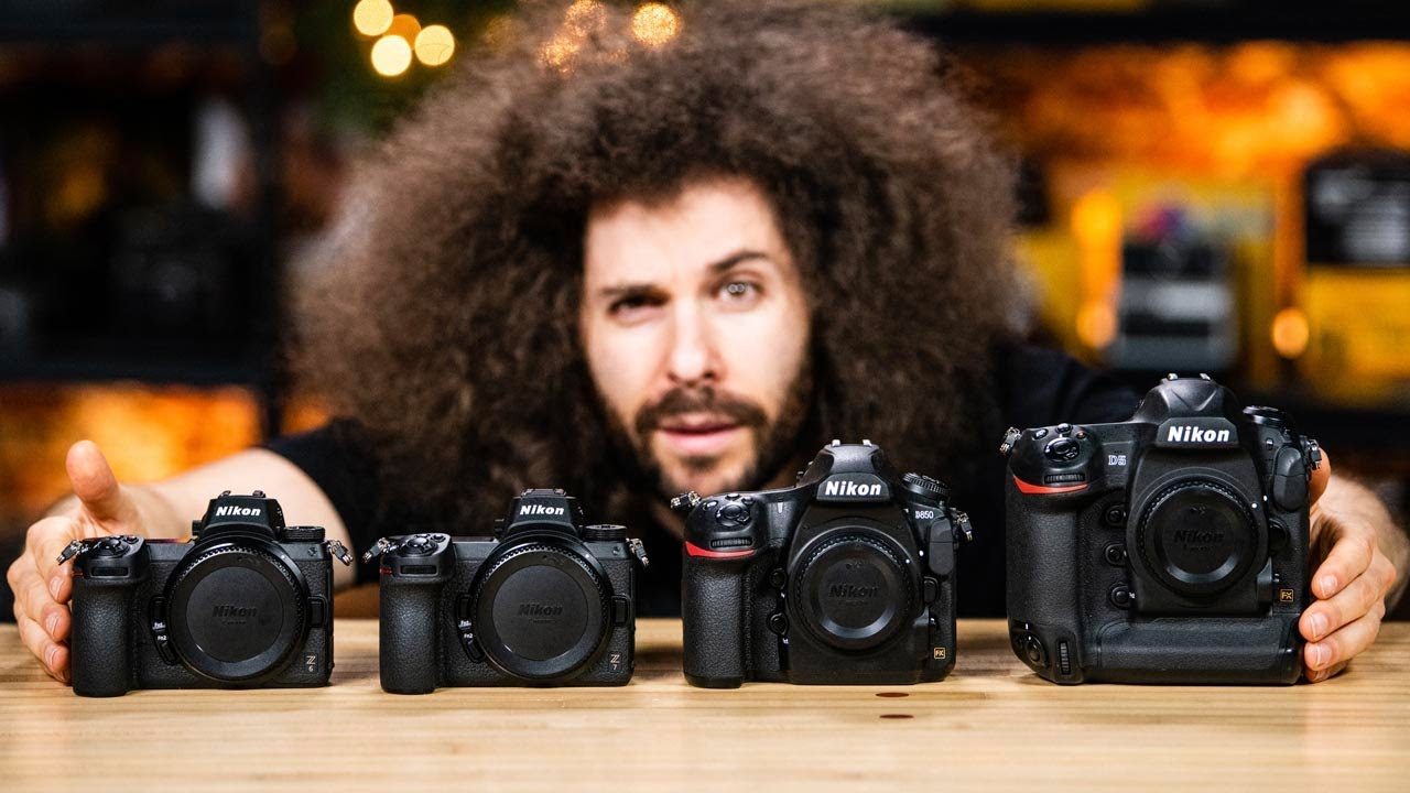 Which Nikon Full Frame Camera Should You Buy and Why