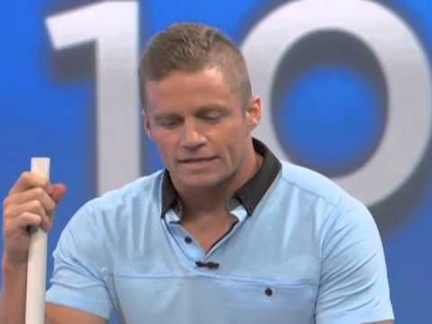 CrossFit Horsepower on CBS' 'The Doctors' featuring Dan Wells