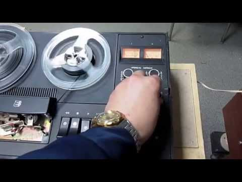 магнитофон - приставка эльфа
