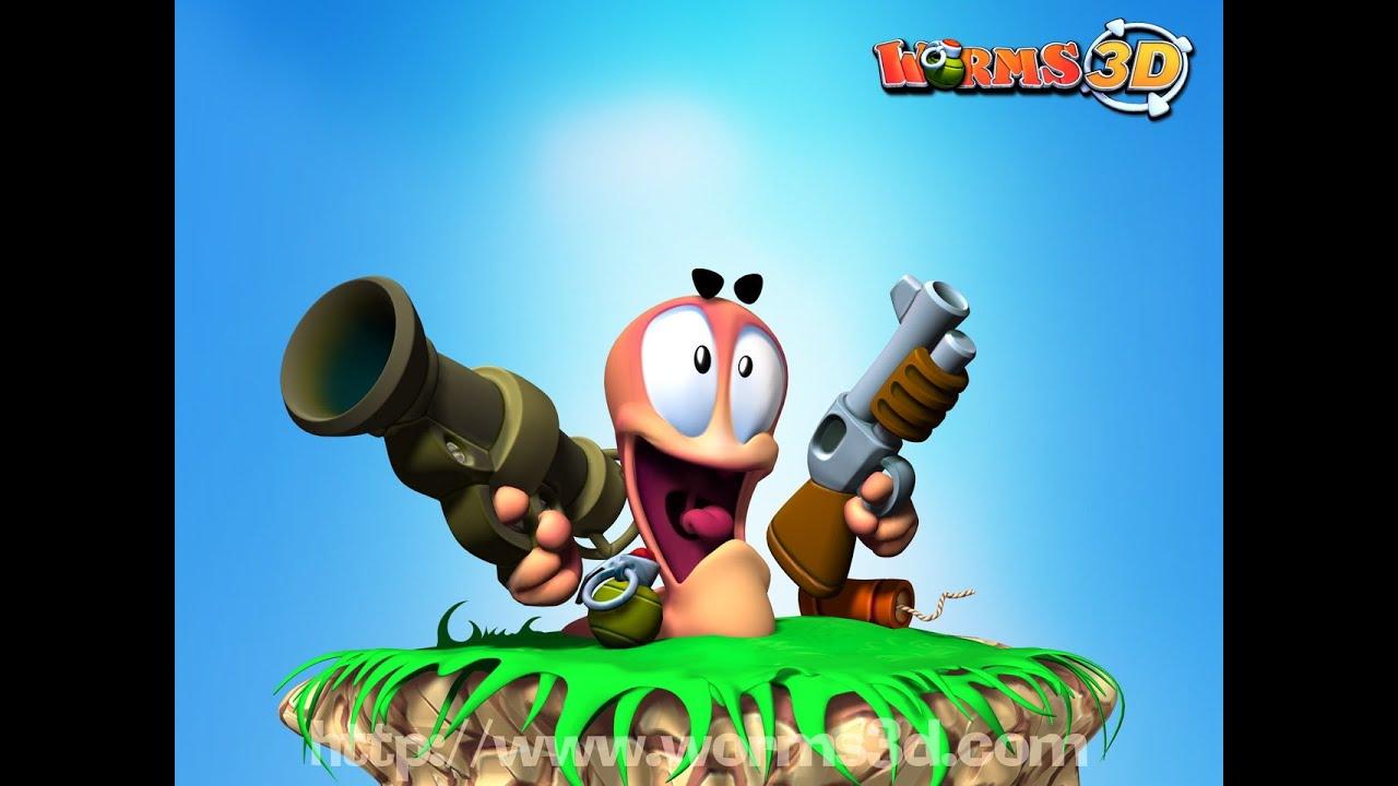 Descargar Worms 3 v2.06 .apk [Español] - Apkingdom