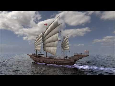 Doku Ursprung der Technik - Kriegsflotten der Antike HD