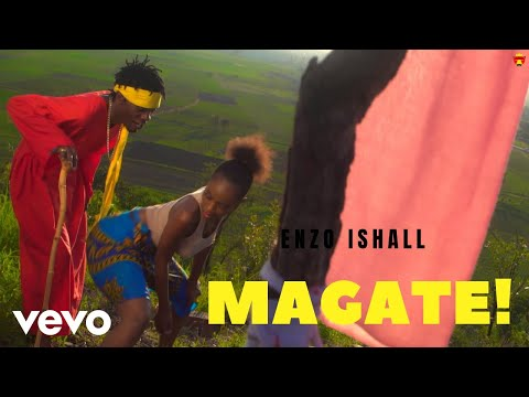 Enzo Ishall - Magate (Official Video)