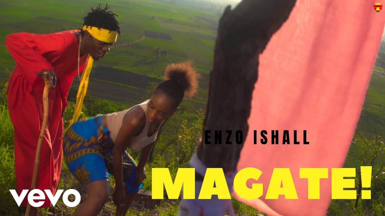 Download Enzo Ishall - Magate (Official Video)