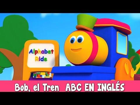 Bob, el Tren – CANCIÓN DEL ABC EN INGLÉS | TREN DEL ABC EN INGLÉS