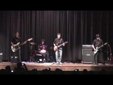 Talent Show 2010- Panama by Van Halen