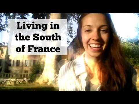 Living in the South of France