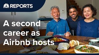 Gambar cover Retirees are going back to work – as Airbnb hosts | CNBC Reports