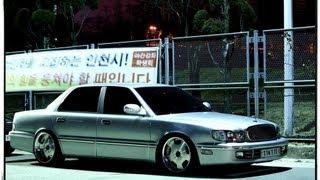 Hyundai Dynasty Седан Бизнес Класса