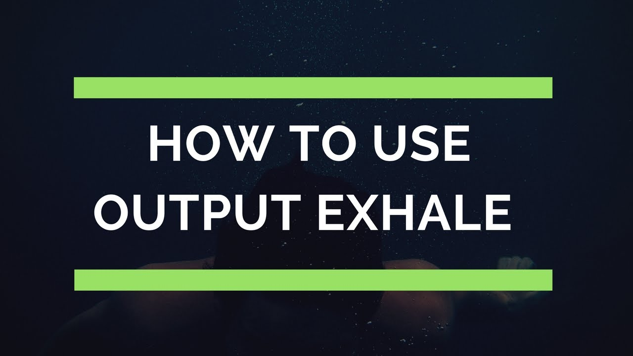 Output Exhale Review: A Great Kontakt Player 5 Synth - Reason Guide