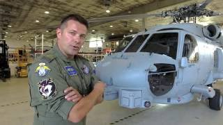 RDAF MH-60R Seahawk Walk-around