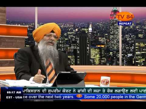 SOS 5/27/15 P.1 Dr. Amarjit Singh : Micromanaging of Media & Truth About Real Victor of Kargil War