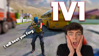 I 1v1'd my Subscribers for $250 and what they did will shock you in COD Mobile...
