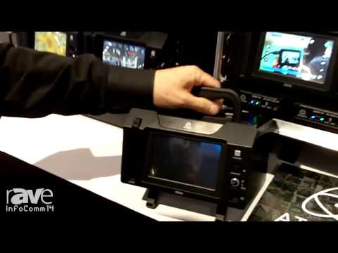 InfoComm 2014: Atomos Shows its Standard Workflow for a Live Event
