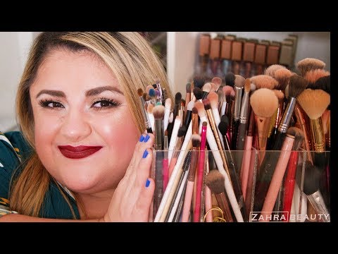 Makeup 101: Brushes | My Brush Recommendations
