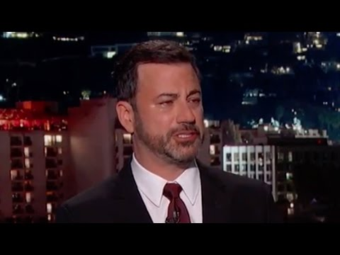 Thumbnail: Jimmy Kimmel Cries About Son's Birth Defect - Then Blames Trump