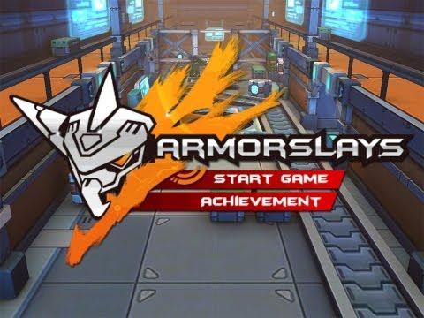 Armorslays - Universal - HD Gameplay Trailer