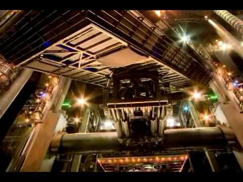 Las Vegas 94 >> EE News: Hydraulics & Cirque Du Soleil - YouTube
