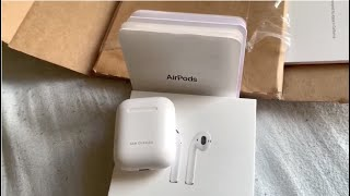 Apple AirPods 2 Without Wireless Charging - Unboxing and Review