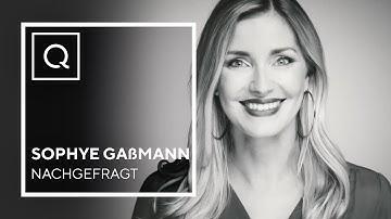 Nachgefragt bei Sopyhe Gaßmann | Newsflash & Insights | QVC