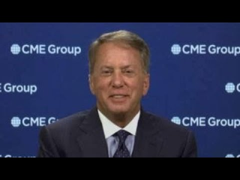 Oil prices could be finding a new normal: CME Group Chair Terry Duffy