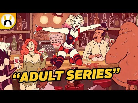 Harley Quinn Adult Animated Series Announced with Margot Robbie