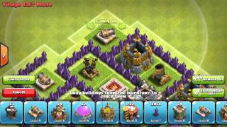 Clash of Clans Town Hall 8 Farming Base - Anti GoWiPe