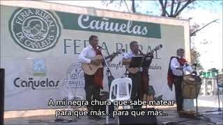 GRUPO RAICES-CHACARERA DEL RANCHO (CON LETRA)