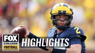 Michigan vs. Nebraska | FOX COLLEGE FOOTBALL HIGHLIGHTS