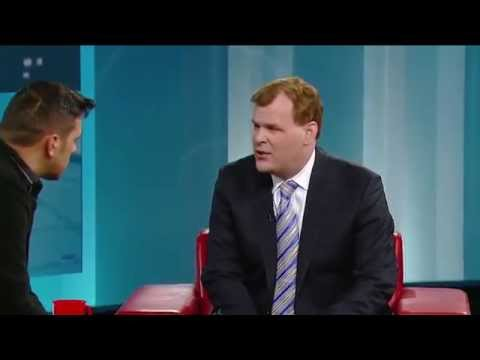Honourable John Baird on George Stroumboulopoulos Tonight: INTERVIEW