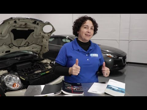 Before There Were How-to Videos: Owner's Manuals! How to Answer Questions About Your Car