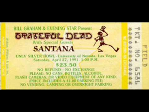 One of the best Black Peter performances ever--Grateful Dead 4/27/91