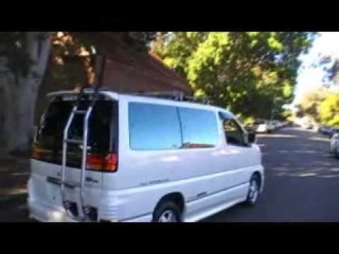 4wd Elgrand 3 5 With Roof Racks And Ladder Edward Lee S