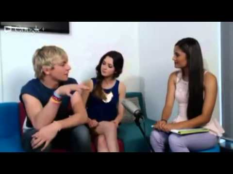 Hang Out with Ross Lynch and Laura Marano on Disney Channel Australia