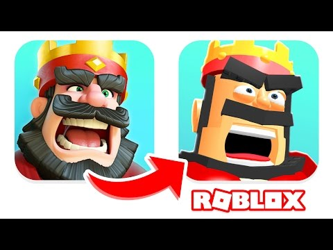 Thumbnail: CLASH ROYALE IN ROBLOX