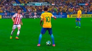 Neymar vs Paraguay (Home) HD 720p (28/03/2017)