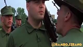 Rambo serang