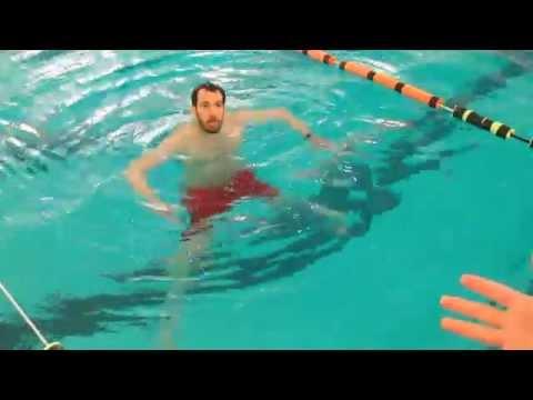 CRA's Swim Tips: Eggbeater Kick