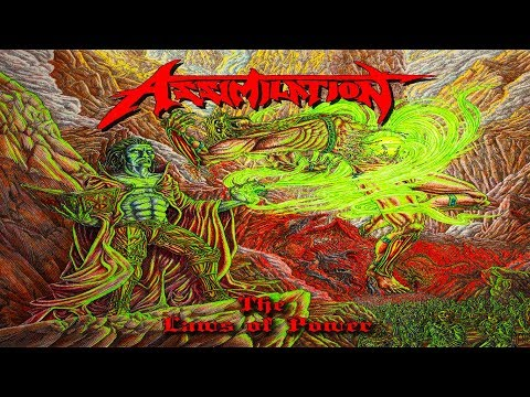 • ASSIMILATION - The Laws Of Power [Full-length Album] Old School Death/Thrash Metal