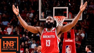 Houston Rockets vs Milwaukee Bucks Full Game Highlights | 01/09/2019 NBA Season