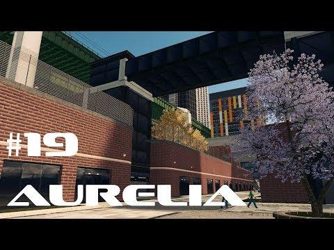 Cities: Skylines - Underground Commercial - Aurelia #19