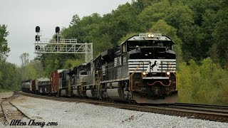 An Awesome Train Watching Trip in the Southeast - Day 3: CNO&TP in Tennessee (9/30/2016) thumbnail