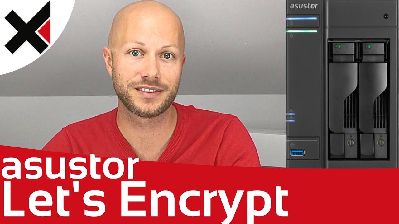 Gültiges Ssl Zertifikat Für Asustor Nas Erstellen Lets Encrypt